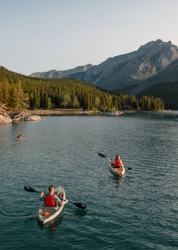 Lake Minnewanka Cruise: Motor Boat and Kayak Rentals & Rates