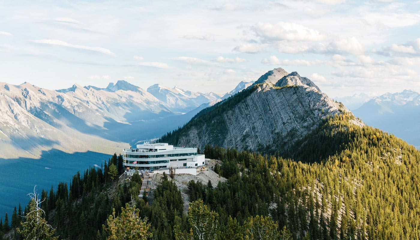 sulphur mountain hike