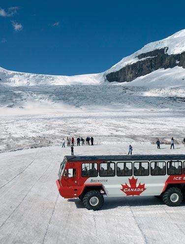 how to make a glacier