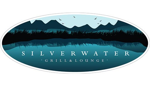 Silverwater Grill & Lounge logo.