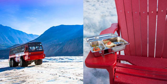 Glacier Adventure and Appetizers on the Ice