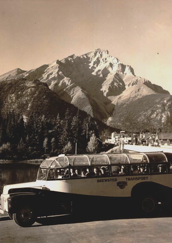 Celebrating 125 years of Brewster history in Banff National Park