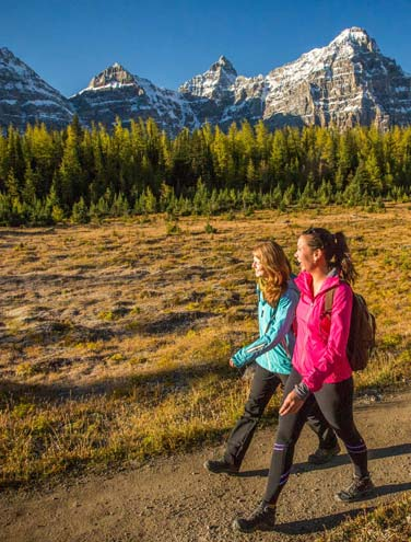 Shoulder Season Stoke: October in Banff and Jasper