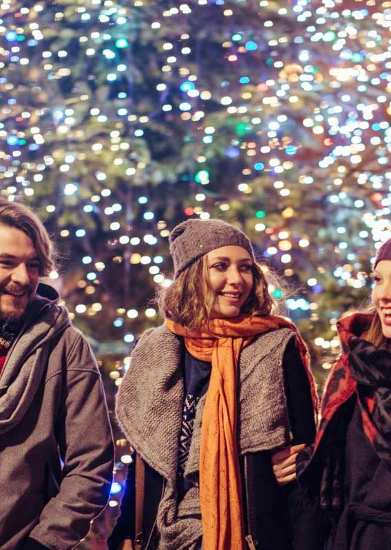 Celebrate the Holidays in Banff