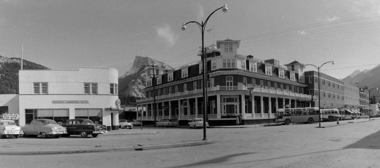 Historic Mount Royal Hotel