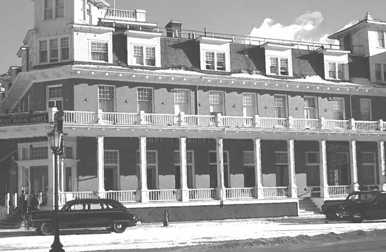 Historic Timeline Of The Mount Royal Hotel