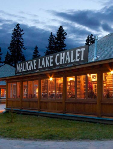 Maligne Lake Chalet National Historic Site