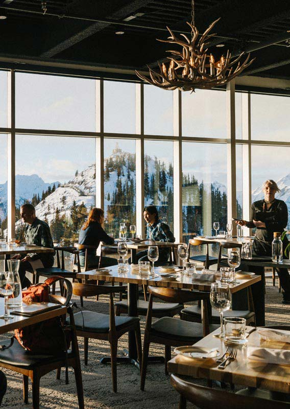 Beyond Flavour: Banff's Sky Bistro Chef Thinks Food is Power