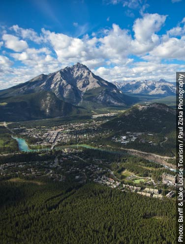 Strengthening Community Ties in Banff National Park