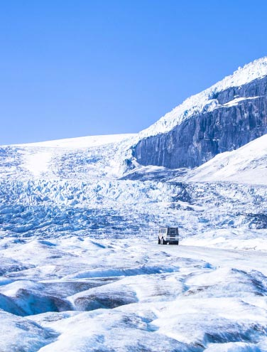 The World of (Waste) Water at the Columbia Icefield